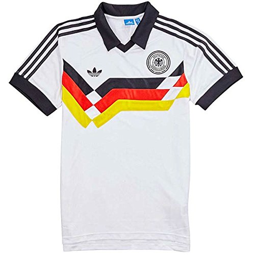 adidas Germany DFB Shirt Retro 1990 Home - 1990 Retro