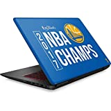 Skinit NBA Golden State Warriors Omen 15in Skin - Golden State Warriors 2017 NBA Champs Design - Ultra Thin, Lightweight Vinyl Decal Protection