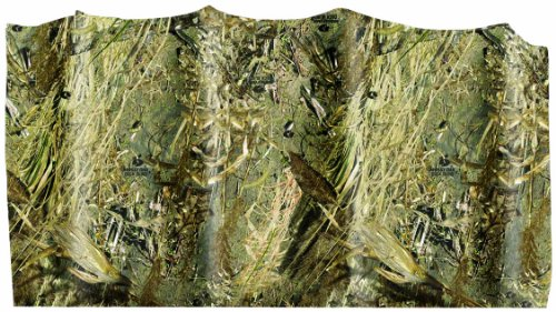 Camo Omnitex Blind Material for Duck Blinds - Realtree MAX-4 Camo (54'' x 12') by Allen Company