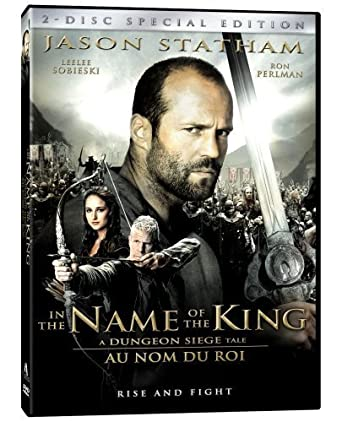 Amazon Com In The Name Of The King A Dungeon Siege Tale 2 Disc