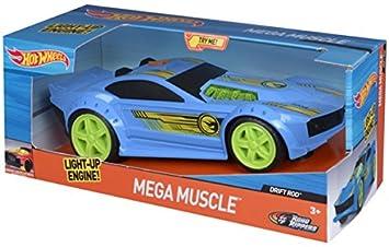 Wheels Hot Mega Tige Muscle Drift Et Voiture Lumières Sons De O0nwPk