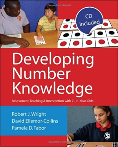 Book By Robert J Wright - Developing Number Knowledge: Assessment,Teaching and Intervention with 7-11 yea (11.6.2011)