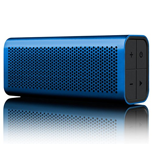 BRAVEN 710 Portable Wireless Bluetooth Speaker [12 Hour Playtime][Water Resistant] Built-In 1400 mAh Power Bank Charger -Blue by Braven