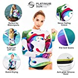 Rash Guard for Women Long Sleeve Swim Shirt