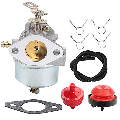 Harbot Carburetor for John Deere TRS22 TRS24 TRS26 TRX24 TRX26 TRS27 TRS32 TRX27 TRX32 Snow Blowers Replaces Part Number AM108405