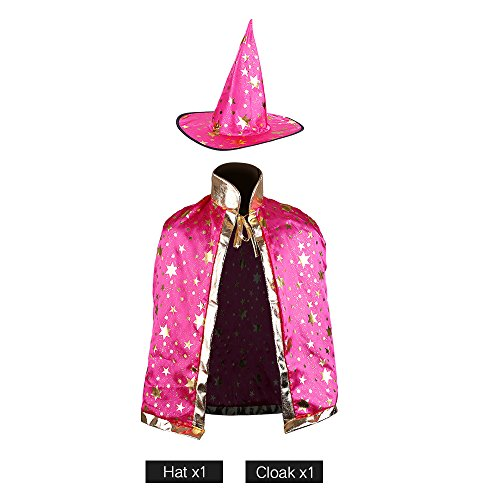 Rose Witch Hat - 2
