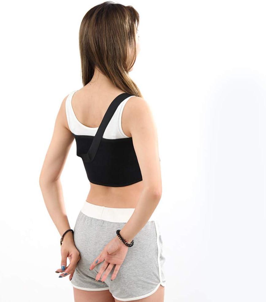 JMung Breathable Rib Belt Chest Support Brace for Broken or