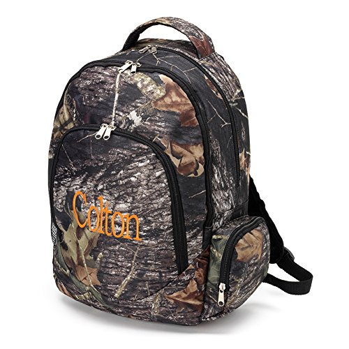 School Backpack Camoflauge Woods (NON-PERSONALIZED)
