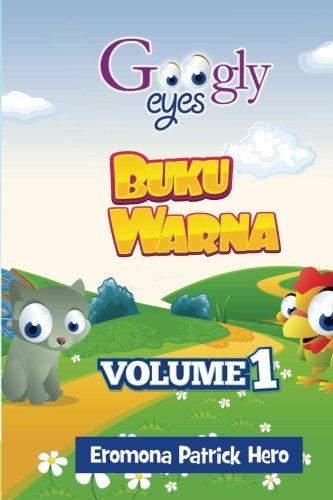 Download Googly Eyes buku warna: Volume 1 (Indonesian Edition) pdf epub