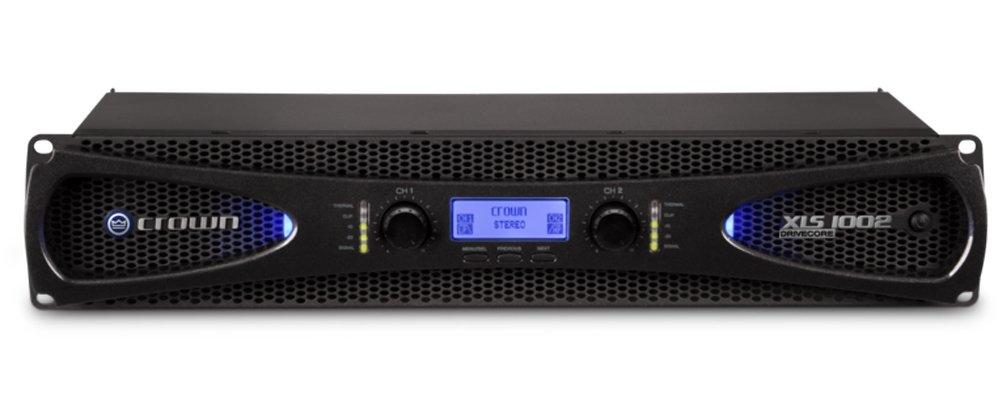 Corona xls1002 dos canales, 350 W en 4ω amplificador de potencia: Amazon.es: Instrumentos musicales