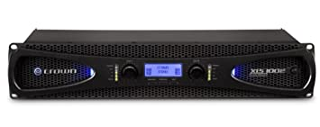 Review Crown XLS1002 Two-channel, 350W