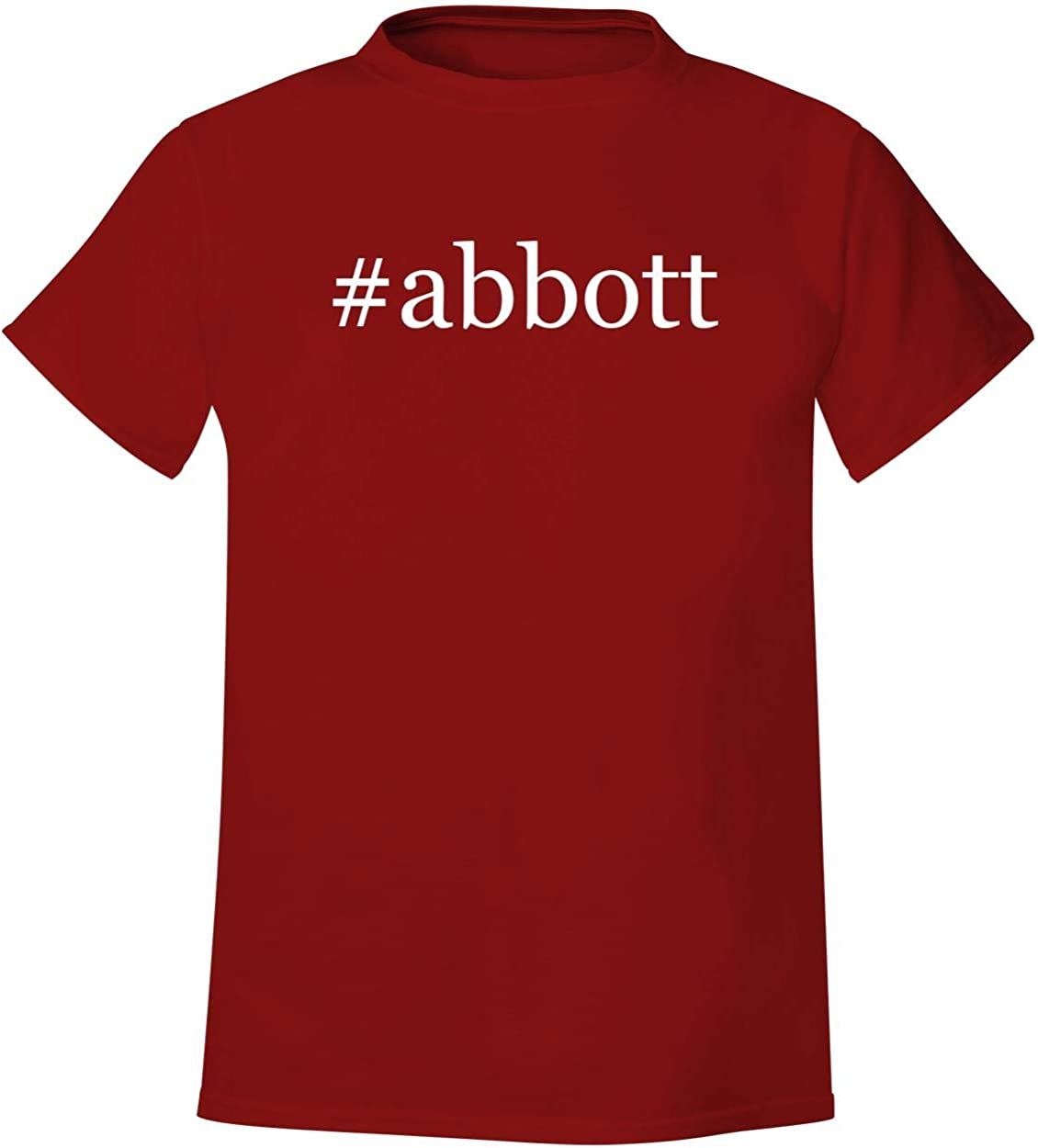 #abbott - Men's Hashtag Soft & Comfortable T-Shirt 51saZYSzmZL