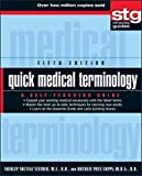 img - for Quick Medical Terminology: A Self-Teaching Guide book / textbook / text book