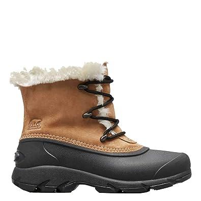 512405b5475ee Amazon.com | SOREL Snow Angel Lace Boot - Women's Rootbeer, 8.0 | Snow Boots