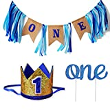 Simplee kids Baby 1st Birthday Decorations for
