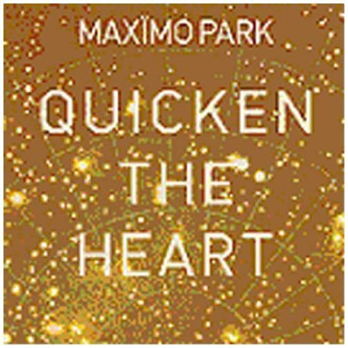 Price comparison product image Quicken the Heart by Maxmo Park [Music CD]