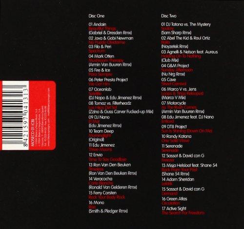 Trance Nation Mixed By Dj Nano: Trance Nation Mixed By DJ ...