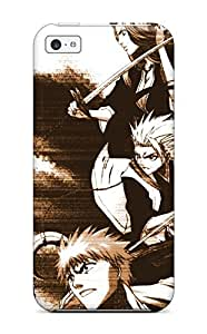 Defender Case With Nice Appearance (bleach) For Iphone 4/4s