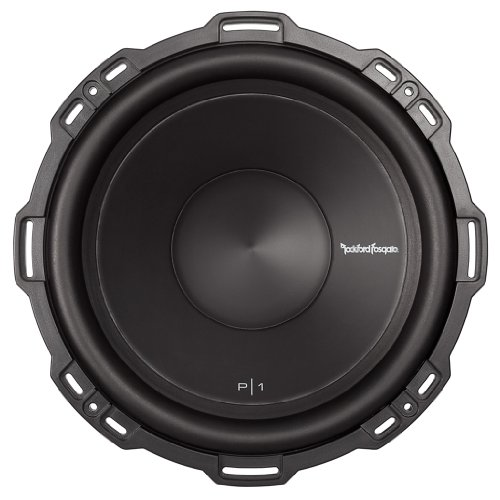 Rockford Fosgate P1S4-12 Punch P1 SVC 4 Ohm 12-Inch 250 Watts RMS 500 Watts Peak Subwoofer by Rockford Fosgate (Image #3)