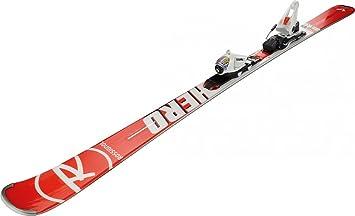 Rossignol hero sx pro carbon slalom carving skis nx bindings