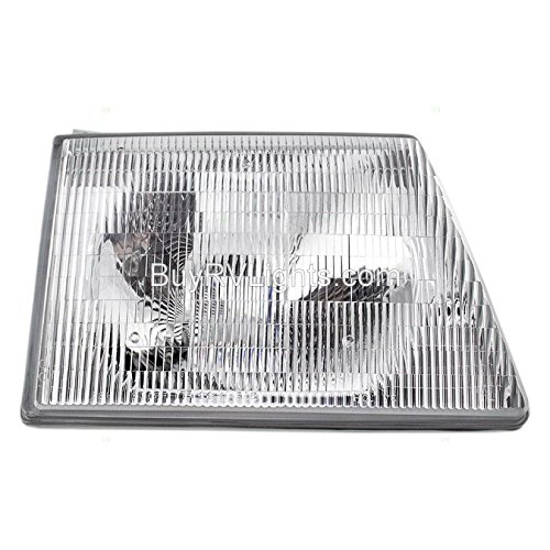 Fleetwood Pace Arrow 1997-2000 RV Motorhome Right (Passenger) Replacement Front Headlight with ()