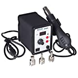 Picture of Kohree 110V LED Digital 858D SMD Hot Air Rework Station Solder Blower Heat Gun