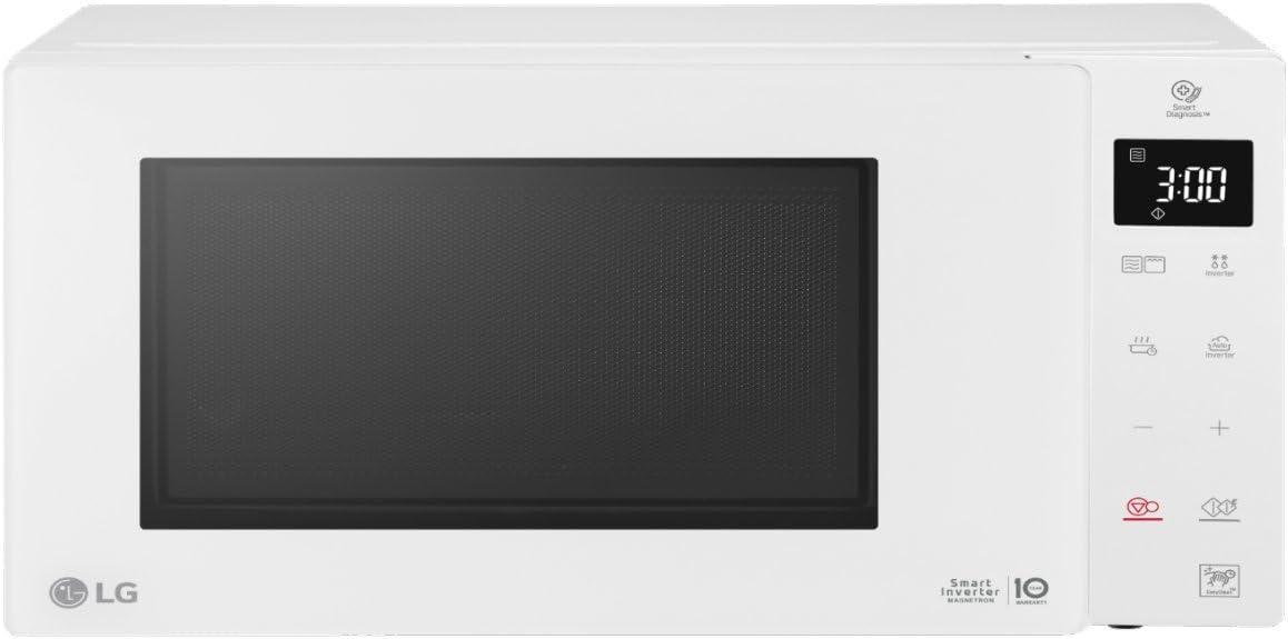 Horno a microondas combinado LG mh-6336gih Capacidad de 23 L 1150 ...