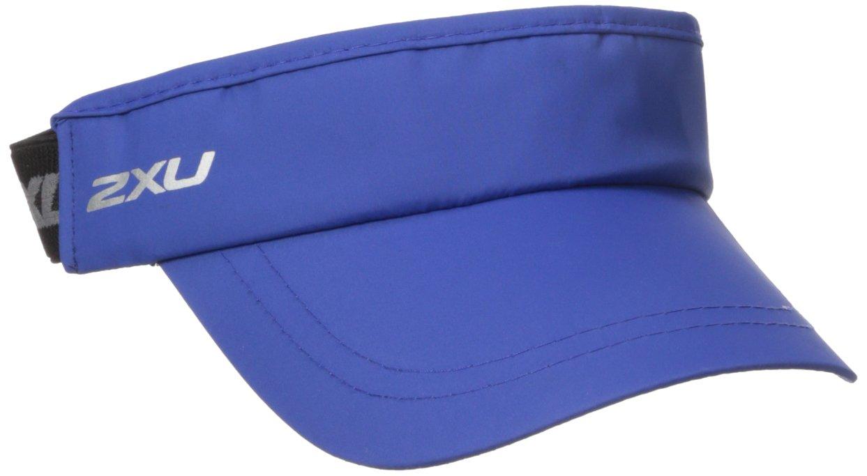 2XU Performance Visor, Cobalt Blue/Black, One Size