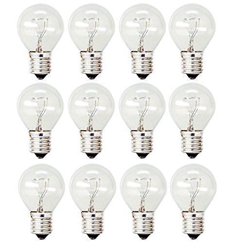 40w appliance bulb s11 - 6