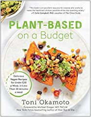 Eat vegan—for less! Between low-paying jobs, car troubles, student loans, vet bills, and trying to pay down credit card debt, Toni Okamoto spent most of her early adult life living paycheck to paycheck. So when she became a vegan at age 20, s...