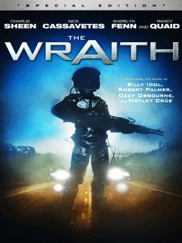 Amazon.com: The Wraith: Charlie Sheen, Nick Cassavetes ...