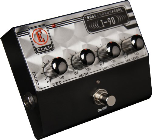 Eden I90 World Tour Bass Chorus Pedal