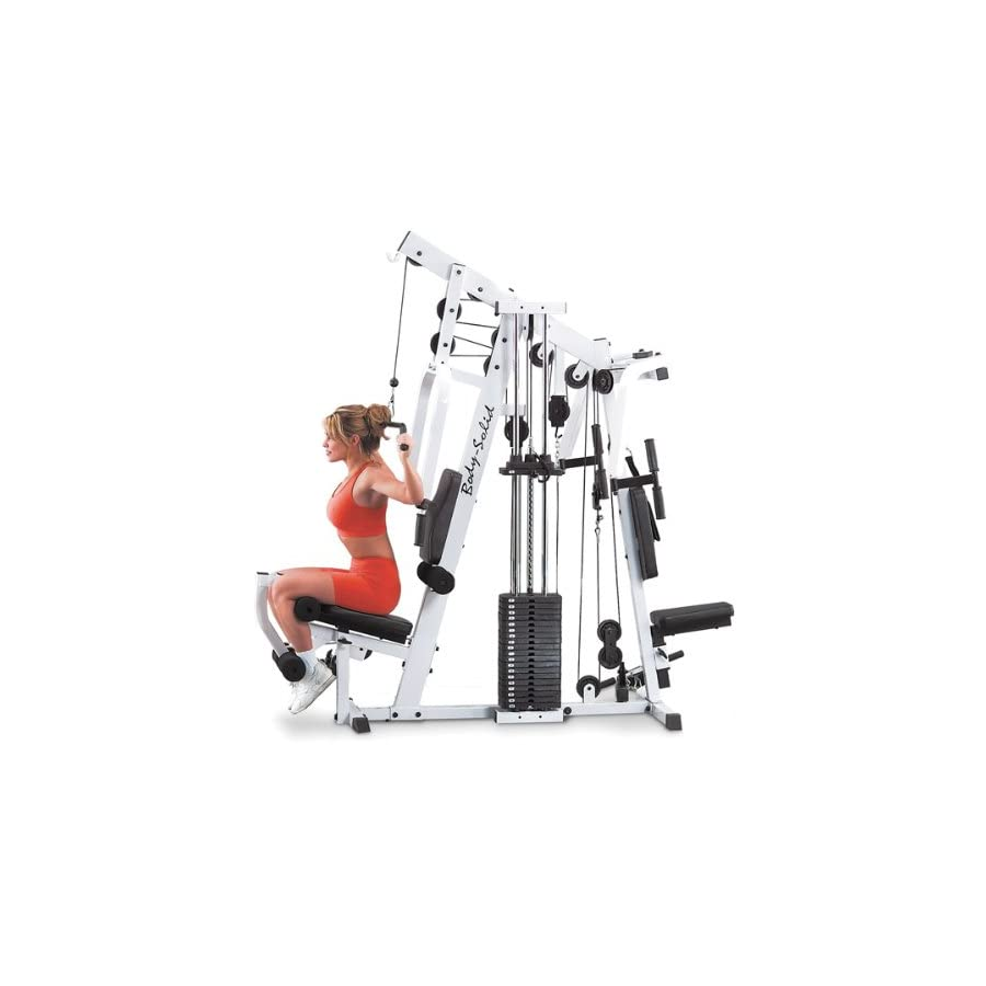 Body Solid StrengthTech EXM2500S Home Gym