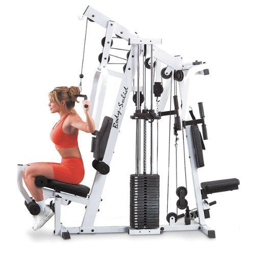 Body-Solid StrengthTech EXM2500S Home Gym Body Solid Featured