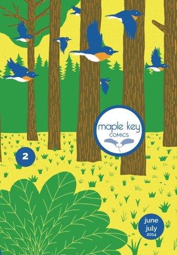 Maple Key Comics (Volume 2)