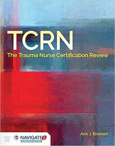 Amazon.com: TCRN Certification Review (9781284116304): Ann J ...