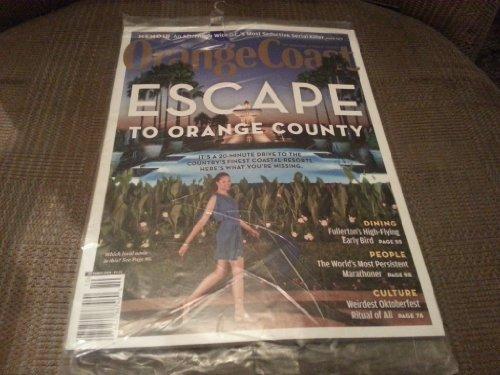 (Factory Sealed) Orange Coast October 2013