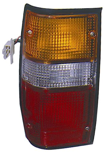 Depo 314-1902L-AS2 Mitsubishi Pickup Driver Side Replacement Taillight Assembly