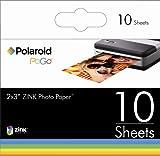 Polaroid Zink Media 10 sheets for PoGo Instant Mobile Printer