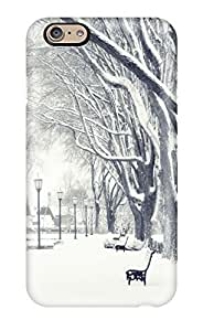TJLYiEd445PmxmK Case Cover, Fashionable Iphone 6 Case - Winter Morning