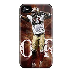 San Francisco 49ers Player Gore Case Compatible With Iphone 4/4s/ Hot Protection Case
