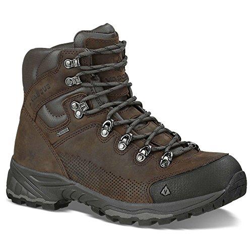 (Vasque Men's St. Elias Gore-Tex Backpacking Boot, Slate Brown/Beluga,11.5 W US)