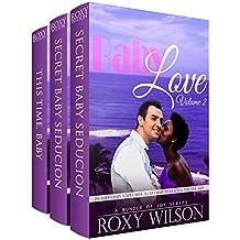 Baby Love: BWWM Interracial Romance (A Bundle of Joy Series Boxed Set Book 2)