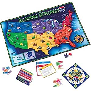 Learning Resources Reading Roadway Usa