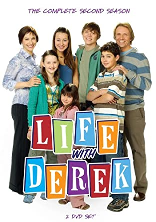 Life with derek the dating game book