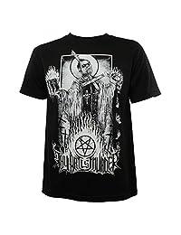 THY ART IS MURDER TAIM Band Evil Priest Logo T-Shirt