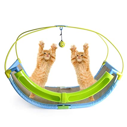 XDYFF Hamaca Plegable para Gatos Sofá Desmontable para Gatos Cuna Creativa para Gatos Cuna para Gatos