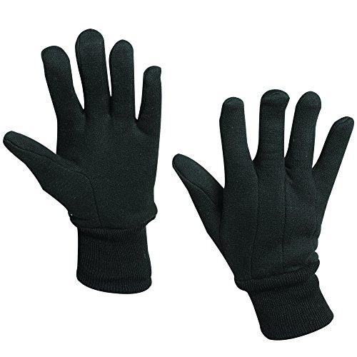 Aviditi GLV1012L 100% Jersey Cotton Gloves, Large (Case of 24) ()