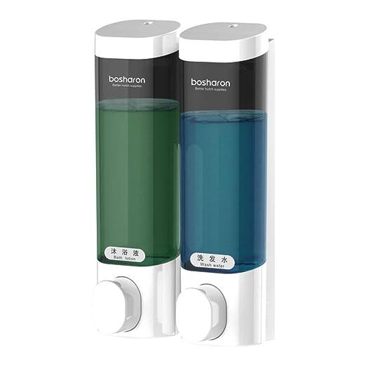 Dispensador y soporte de jabón líquido Dispensador de jabón manual ...