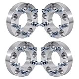 Rank 4PCS 5Lugs Wheel Spacer Adapters 5x5 to 5x4.75 12x1....